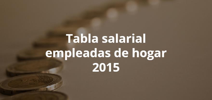 Extinci n de contrato en el servicio dom stico cuidado for Modelo contrato empleada de hogar 2015