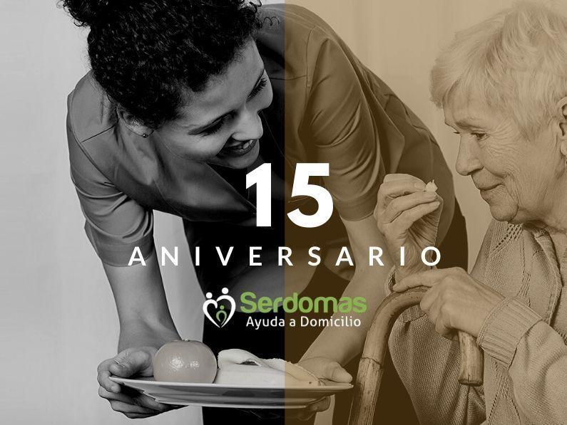 15º. Aniversario de SERDOMAS SISTEMAS