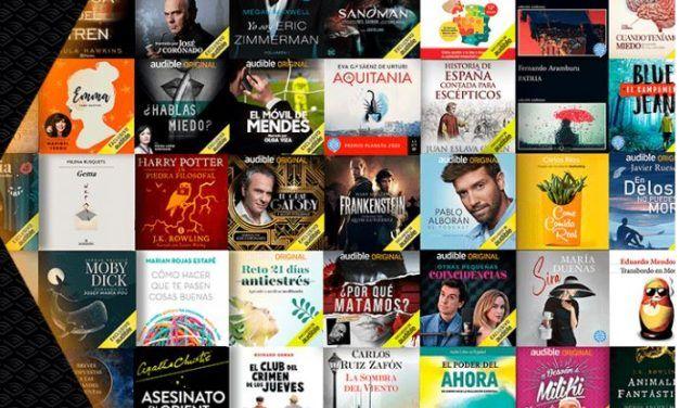 3 meses de Amazon Audible ¡¡TOTALMENTE GRATIS!!