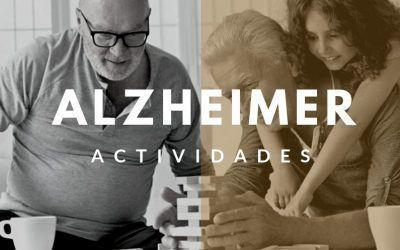 6 actividades para personas con alzhéimer