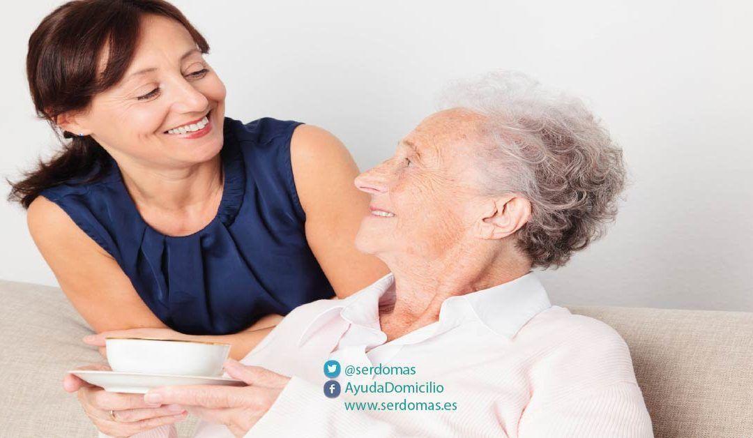 Cómo comunicarse con personas con Alzheimer avanzado