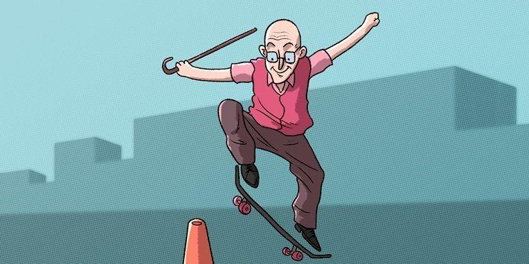 Los nuevos jubilados: La otra adolescencia a los 65 años