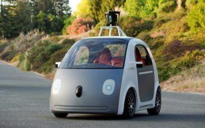 El coche sin conductor de Google