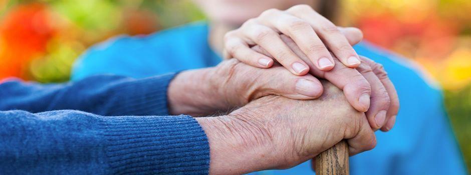 Bañar a personas con Alzheimer