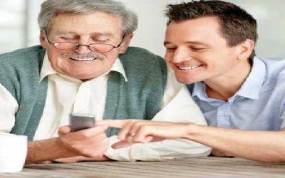 Aplicaciones para adaptar el movil a personas mayores