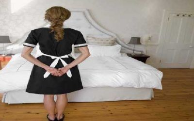 Tener una empleada de hogar interna no es un lujo