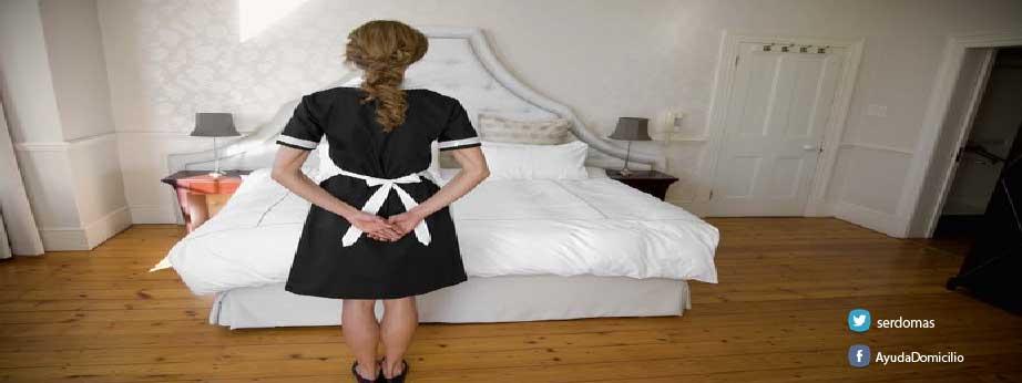 Desgravaciones en el IRPF para los particulares que contraten servicio domestico