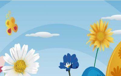 Bienvenida Primavera: dias más largos, casas más limpias