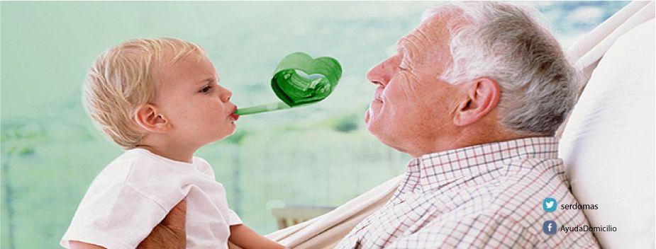 El trato con las personas mayores Respeto a las canas