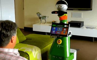 Robots personalizados para el cuidado de ancianos