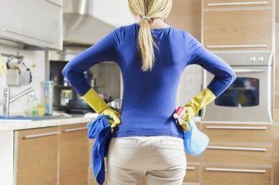 La jornada de trabajo de una empleada de hogar