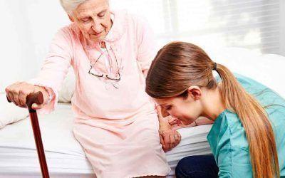 La importancia del cuidado personal en personas mayores