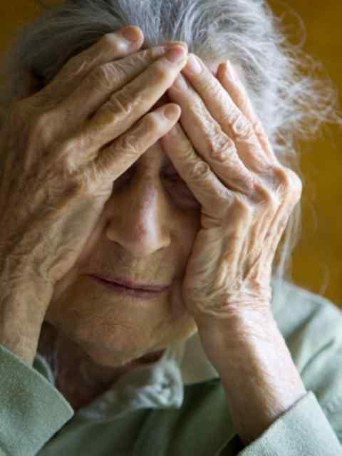 La violencia súbita, uno de los enigmas de los enfermos de Alzheimer