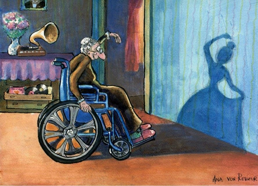 Cómo actuar ante las alucinaciones de una persona con Alzheimer