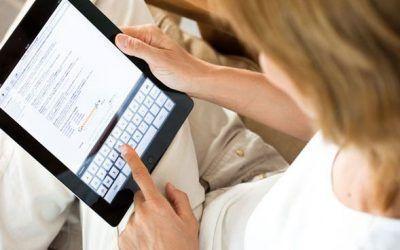 Beneficios del uso de tecnología en la tercera edad