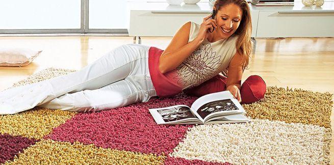 Pautas para una buena limpieza de alfombra