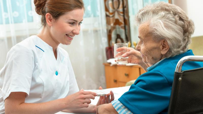 La inmovilidad en pacientes de Alzheimer