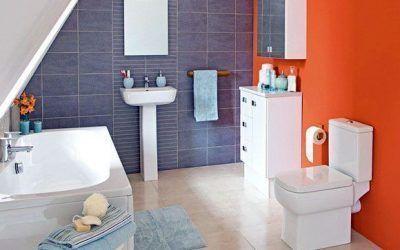 Limpieza exprés del cuarto de baño