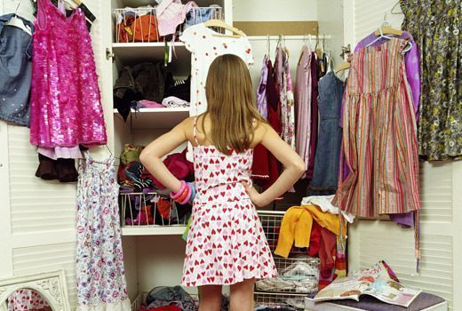 Realizar el cambio de armario en 6 sencillos pasos