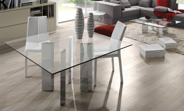 Cómo limpiar una mesa de cristal