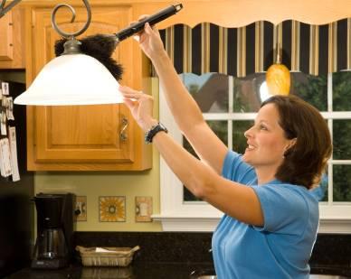 Como limpiar las lámparas
