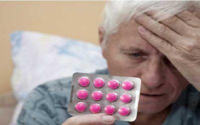Personas mayores que viven en su domicilio y toman fármacos sufren alguna reacción adversa