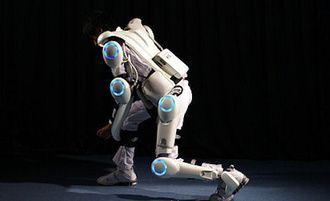 El robot que ayuda a las personas mayores
