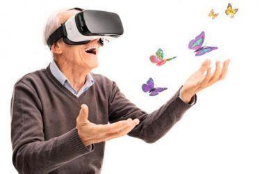 Realidad virtual, videojuegos y robótica se alían contra el Alzheimer
