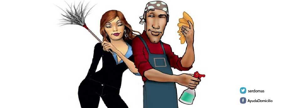 El reparto de las tareas domesticas, clave para la convivencia en pareja