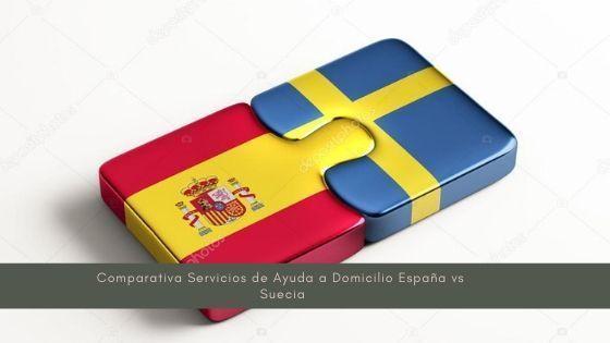 Comparativa del cuidado de personas mayores en España y en Suecia